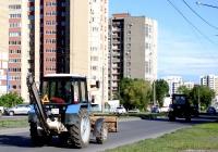 Баровая установка на базе трактора МТЗ-82 #4795АК63. г. Самара, ул. Ново-Вокзальная улица