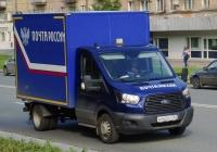 Почтовый фургон на шасси Ford Transit* #А442АТ763. г. Самара, ул. Стара-Загора