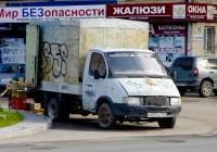 """Фургон на шасси ГАЗ-3302 """"Газель"""" #А457ХК163. г. Самара, ул. Стара-Загора"""