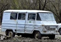 Грузопассажирский фургон Zuk A06B #Е281ТК63. г. Самара, Вольная улица