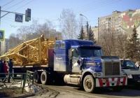 Седельный тягач International 9900 Classic (2003) #М325УМ163. г. Самара, ул. Стара-Загора