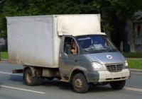 """Фургон на шасси ГАЗ-33104 """"Валдай"""" #Р640НР163. г. Самара, ул. Стара-Загора"""
