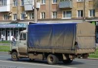 Бортовой грузовой автомобиль ЗиЛ-5301* #Т148НХ56. г. Самара, ул. Стара-Загора