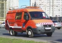"""цельнометаллический ГАЗ-2705-298 """"Газель-Бизнес"""" дорожной службы #. г. Самара, Московское шоссе"""