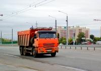 Самосвал КамАЗ-6520 #Т173СК163. г. Самара, ул. Шоссейная