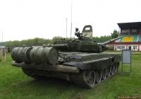 Танк Т-72. Алтайский край, Барнаул, Ипподром