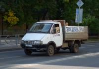 """Бортоовой грузовой автомобиль ГАЗ-3302 """"Газель"""" #У235СС163. г. Самара, ул. Мориса Тореза"""