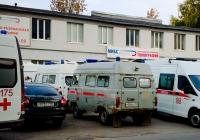 автомобиль скорой медицинской помощи УАЗ 39625 #Р306СА163. Самара, улица Мяги