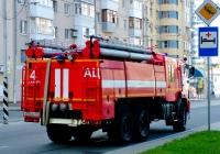 пожарный автомобиль АЦ-8,0-40(43118) #А506АУ763. Самара, Полевая улица