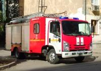 Пожарная автоцистерна АЦ 2,0-40/2 на шасси ISUZU HQR75P #А710ОВ763. Самара, улица Пушкина