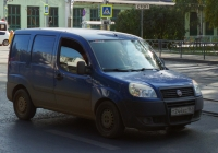 Цельнометаллический фургон Fiat Doblo #Т244ХС163. г. Самара, ул. Полевая