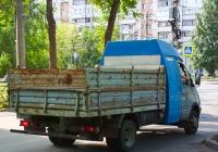 """бортовой ГАЗ-33023 """"Газель""""  (2000) #С312СО61. Самара, Первомайская улица"""