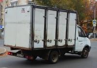 "хлебный фургон на шасси ГАЗ-3302-288 ""Газель-Бизнес"" #У342СН163. г. Самара, ул. Революционная"
