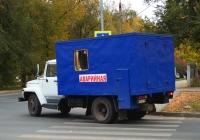 Аварийная мастерская на шасси ГАЗ-3309* #Н541СВ163. г. Самара, улица Мориса Тореза