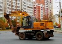экскаватор ТВЭКС ЕК-14 #8368СР63. Самара, улица Тухачевского