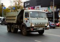 Самосвал КамАЗ-5511 #У351СО63. г. Самара, Московское шоссе