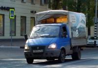 """ГАЗ-3302-288 """"Газель-Бизнес"""" #С581РА163. Самара, Волжский проспект"""