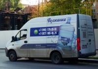 """Цельнометаллический фургон ГАЗ-А31R* """"ГАЗель Next"""" #А680КХ763. г. Самара, ул. Ульяновская"""