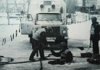 мастерская на шасси ГАЗ-53 #1770КШС. Самара, улица Куйбышева