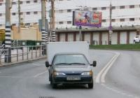Изотермический фургон ВИС-2347 (2115) #А568ВТ763. г. Самара, Лесная улица