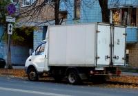 """Фургон на шасси ГАЗ-3302 """"Газель"""" #О201ТМ163. г. Самара, ул. Мориса Тореза"""