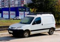 Цельнометаллический фургон Peugeot Partner #О636ВР163. г. Самара, ул. Киевская