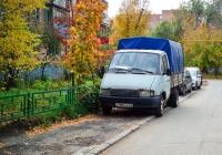 """Грузовой автомобиль ГАЗ-3302 """"Газель"""" (2000) #У195ХА63. г. Самара, ул. Мяги"""