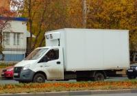 """ГАЗ-A22R23 """"Газель Next"""" #А676ХН763. Самара, улица Гагарина"""