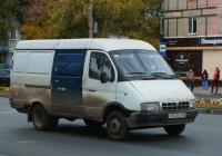 "Грузопассажирский ГАЗ-2705 ""Газель"" (2000) #Т342СЕ163. Самара, улица Гагарина"