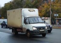 """ГАЗ-3302-288 """"Газель-Бизнес"""" #Н723ВЕ163. Самара, улица Гагарина"""