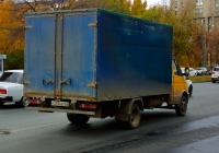 """ГАЗ-3302 """"Газель"""" #Р559АВ163. Самара, улица Гагарина"""