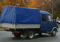 "ГАЗ-33023 ""Газель"" #К610РС163. Самара, улица Гагарина"