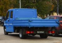 """Бортовой грузовой автомобиль ГАЗ-A22R23 """"Газель Next"""" Double Cab #А184РВ763. г. Самара, Московское шоссе"""