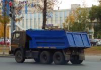Самосвал КамАЗ-55111 #С549УР63. г. Самара, Московское шоссе