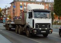 Седельный тягач МАЗ-64229 #А893РМ763. Самара, проспект Масленникова