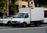 "фургон на шасси ГАЗ-3302-288 ""Газель-Бизнес"" #Н294УН163. Самара, Ново-Садовая улица"