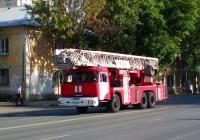 автолестница АЛ-50 на шасси КамАЗ-53215 #Н554РМ163. Самара, улица Авроры