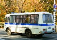 полицейский автобус на шасси ПАЗ-32053 #Р076363. Самара, Волжский проспект