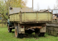 Самосвал ГАЗ-САЗ-53Б №1812 ПСЛ. Псковский район, Кирово