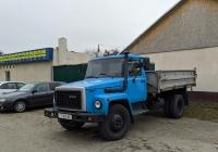 Учебный автомобиль ГАЗ-3309 (шасси). Приднестровье, Тирасполь, улица Фурманова