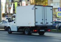"""Фургон на шасси ГАЗ-A21R* """"Газель Next"""" #А029СА763. г. Самара, Московское шоссе"""