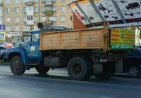 Сельскохозяйственный самосвал ЗиЛ-ММЗ-554 #У840НК163. г. Самара, Московское шоссе