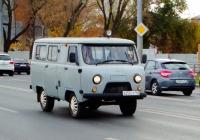 Микроавтобус УАЗ-2206 #А250СР163. г. Самара, Московское шоссе