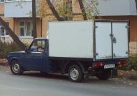 Фургон на базе ВИС-2345 #В142МО163. г. Самара, ул. Дзержинского