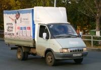 """Грузовой автомобиль ГАЗ-3302 """"Газель"""" #Н043ВТ163. ул. Самара, Волжский проспект"""