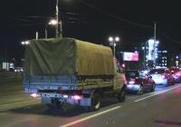 Бортовой грузовой автомобильГАЗ-3302 #К241РО63. г. Самара, ул. Полевая