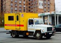 мастерская на шасси ГАЗ-3309 #В519ЕВ163. Самара, Партизанская улица