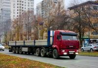 Седельный тягач КамАЗ-5460* #Н713МХ163. г. Самара, улица Мяги