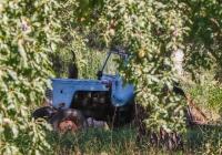 Трактор МТЗ-50 «Беларусь» . Харьковская область, Учебный центр Оперативно-спасательной службы гражданской защиты ГСЧС Украины
