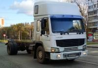 шасси Volvo FE #А321ВА763. Самара, улица Стара-Загора
